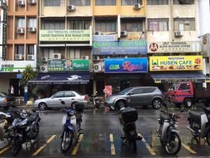 Malaysia Street Scene